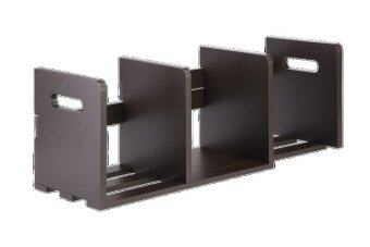 Idee Mobel Bookstand ที่วางหนังสืออเนกประสงค์ (สีวอลนัท)