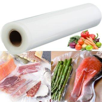 Harga 3pcs 28CMx5M Roll Vacuum Sealer Food Saver Bags Reusable Replacement Storage House