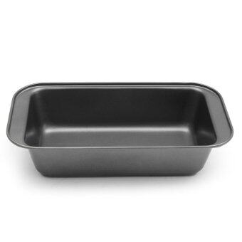 Harga Rectangle Non-stick Box Loaf Tin Toast Bread Pastry Cake Baking Mold Bakeware - intl