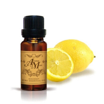 Harga Aroma & More Lemon Essential Oil 100%, Italy 30 ML