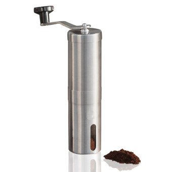 Harga Coffee grinder Manual Ceramic Coffee Coffee Bean Burr Grinder - Coffee Grinder Hand - Compatible Aeropress - 30 g of coffee powder Performance - suitable for work / Camping / Outdoors (Intl)