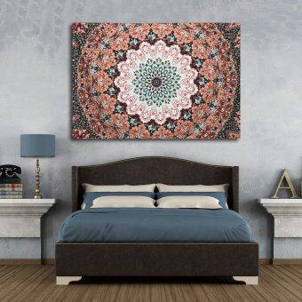 Harga Indian Hippie Star Mandala Psychedelic Twin Wall Hanging Tapestry Throw Ethnic - intl