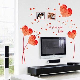 Harga 3 Little Cat under Street Lamp DIY Wall Stickers Wallpaper Art Decor Mural Room Decal
