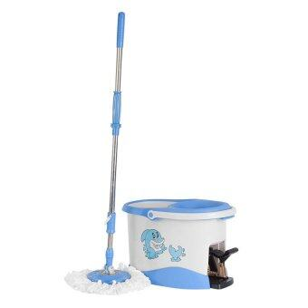 Harga Easy Mop: Cylinder compression fabric mob with mob