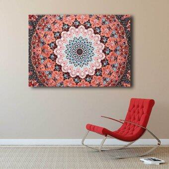 Harga Ombre Indian Polyester Tapestry Bedding Wall Hanging Mandala Throw Mat Decor - intl