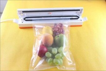 Harga 15PCS Kitchen Vacuum Food Sealer PE Food Grade Membranes Keep Fresh Vacuum Bags Wrapper Film Foodsaver - intl