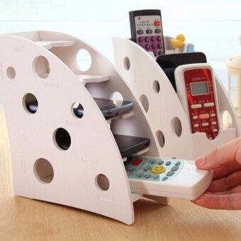 รีวิว Keys Pens Phone Remote Controler Organizer Holder Storage Box Desk Organizer Box - intl