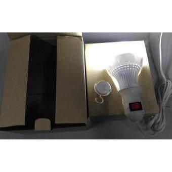 หลอดไฟอัจฉริยะแบบพกพา LED10Wพร้อมตัวแขวนและสายชาร์จไฟแบบขั้วเปิด-ปิด - 3