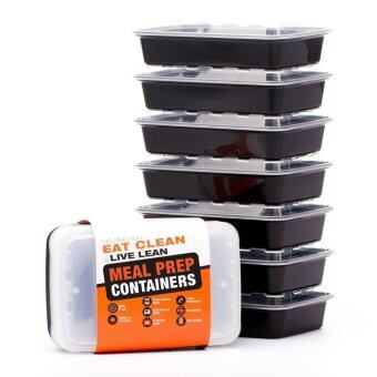 Harga LIFT (LIF) กล่องใส่อาหาร Certified BPA-Free Reusable Microwavable Meal Prep Containers