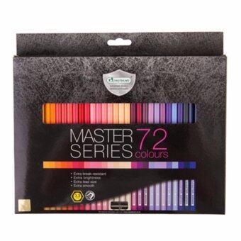 Master Art มาสเตอร์อาร์ต ดินสอสี 72 สี รุ่นมาสเตอร์ซีรี่ย์