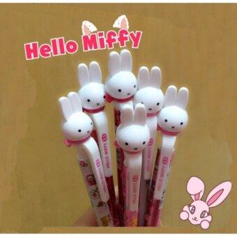 ปากกากระต่ายน้อย Miffy แพค 3 ชิ้น