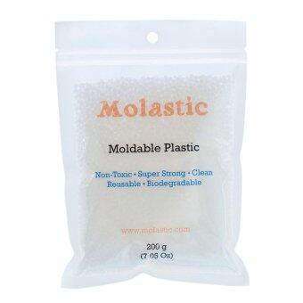 พลาสติกปั้นได้ Molastic ขนาด 200 กรัม