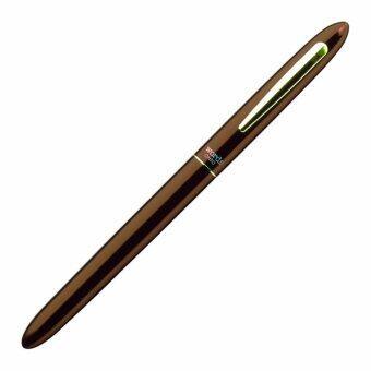 ปากกา OHTO Pen Words Series Ceramic Rollerball Technology Pen -Brown