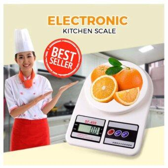 Orbia Electronic Kitchen Scale Max 7 Kg. รุ่น SF-400 (สีขาว)