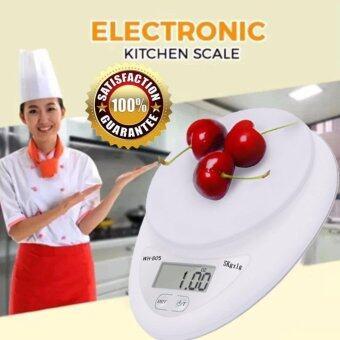 Orbia เครื่องชั่งน้ำหนัก ระบบดิจิตอล Electronic Kitchen Scale WH – B05 - White