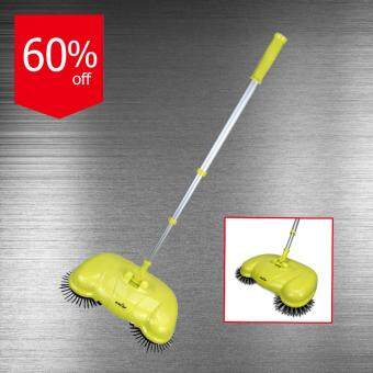 Orbia ไม้กวาดขยะROTATION 360' HAND-PROPELLED SWEEPER