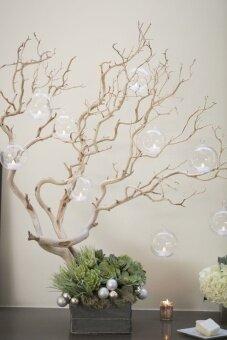 ... O.RoseLif Brand 18PCS/Lot Hanging Tealight Holder Glass GlobeTerrarium Candle Holders Candlestick Home ...