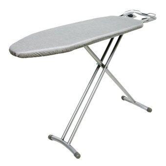 OXYGEN โต๊ะรีดผ้าไอน้ำ (สีเทา)