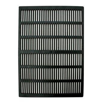 P-Product SP012 สแลทพลาสติกอเนกประสงค์(สีดำ)