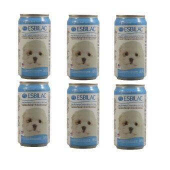 Petag Esbilac liquid อาหารทดแทนนมสำหรับสุนัข  ขนาด 236ml (6 units)