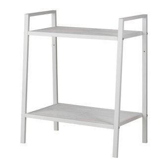 รีวิว PR Furniture ชั้นวางของ 2 ชั้น (สีขาว)