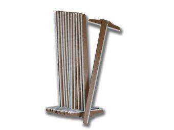 อยากขาย RELUX ไม้ที 12อัน ความยาวของสเกล 75 ซม. รุ่น T-75 (สีธรรมชาติ)