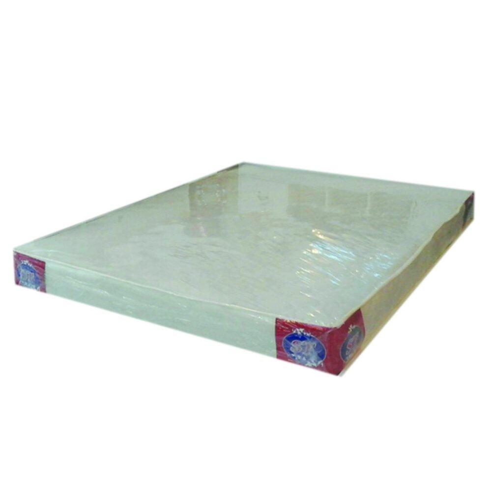 RF Furniture ที่นอนสปริง 5 ฟุต ST หนา 8 นิ้ว ( ผ้านอกจีน สี ครีม ) |  Lazada.co.th