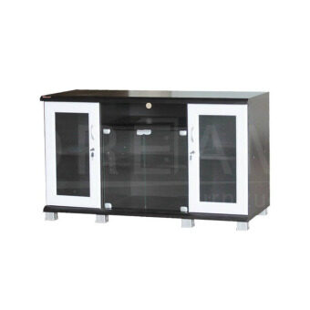 RF Furniture ตู้วางทีวี DREAM รุ่นSB1201 ( สีโอ๊ค/ขาว )