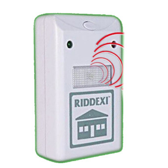 Harga Riddex Plus Electronic Pest Rodent Repeller New (us plug) - Intl