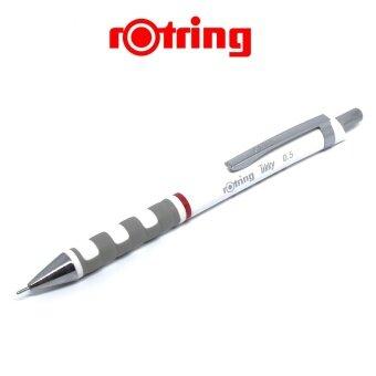 ขายด่วน rOtring ดินสอกด 0.5 mm. rOtring Tikky ด้ามสีขาว