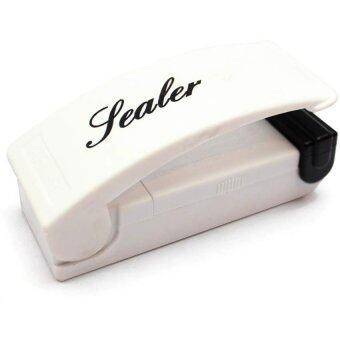 Sealer เครื่องซีล ปิดปากถุงพลาสติก (สีขาว)