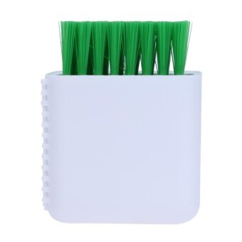 Harga Silicone Soft Cloth Clean Brush Sweater Clean Brush(White) - intl