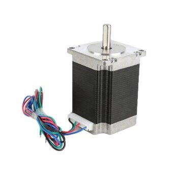 Stepper Motor Nema 23 1.8° 4-wires 45mm 2A 115oz-in 1.8Nm Bipolar For 3D Print - intl