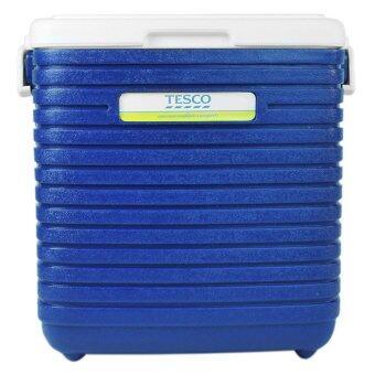 Tesco กระติกน้ำเหลี่ยม 16 ลิตร รุ่น HP275 - สีน้ำเงิน