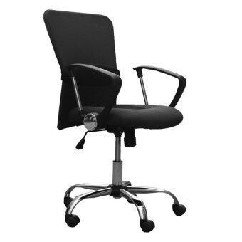 ประกาศขาย TGCF เก้าอี้สำนักงาน รุ่น UT-C037L BL - สีดำ