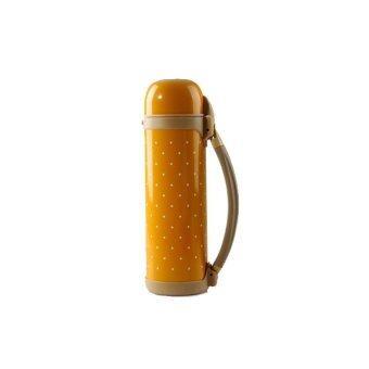 ต้องการขาย TGHome กระติกน้ำปิคนิค เก็บร้อนเย็น 1100ml - สีเหลือง