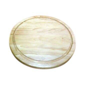 สนใจซื้อ Thai Style เขียงไม้กลมยางพารา ขนาด 12 นิ้ว