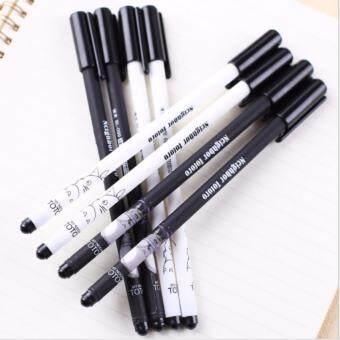 ต้องการขายด่วน ปากกาเจลลาย Tororo เปลี่ยนไส้ได้ แพคคู่