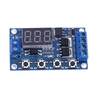 Trigger Cycle Timer Delay Switch Circuit Board MOS Tube ControlModule - intl