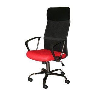 TSF เก้าอี้ทำงาน RUPERT (สีแดง/ดำ)