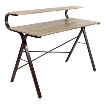 เปรียบเทียบราคา U-RO DECOR โต๊ะทำงานอเนกประสงค์ รุ่น ซีลอง (สีโอ้ค)