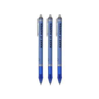 ต้องการขาย UD PENS ปากกา Erasable sLim EGLN-305 ปากกาลบได้ เจล 0.5 (สีน้ำเงิน3 ด้าม)(Multicolor)