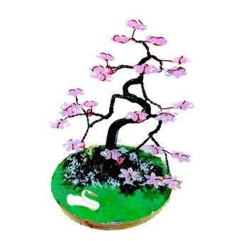 ขาย Unbranded/Generic ต้นไม้ประดิษฐ์ ตกแต่งบ้าน ขนาดเล็ก (หลายสี)