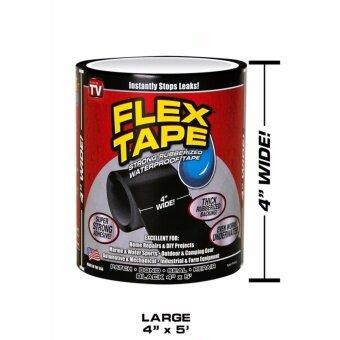 เทปมหัศจรรย์ เทปกาว สุดยอดนวัตกรรม จาก USA รับประกันความเหนียว แน่นกันน้ำ ตัด-แปะ เชื่อม-ซีล ซ่อมแซม ได้ทุกอย่าง สินค้าคุณภาพ ของแท้(ซื้อ1 แถม 1) - 5