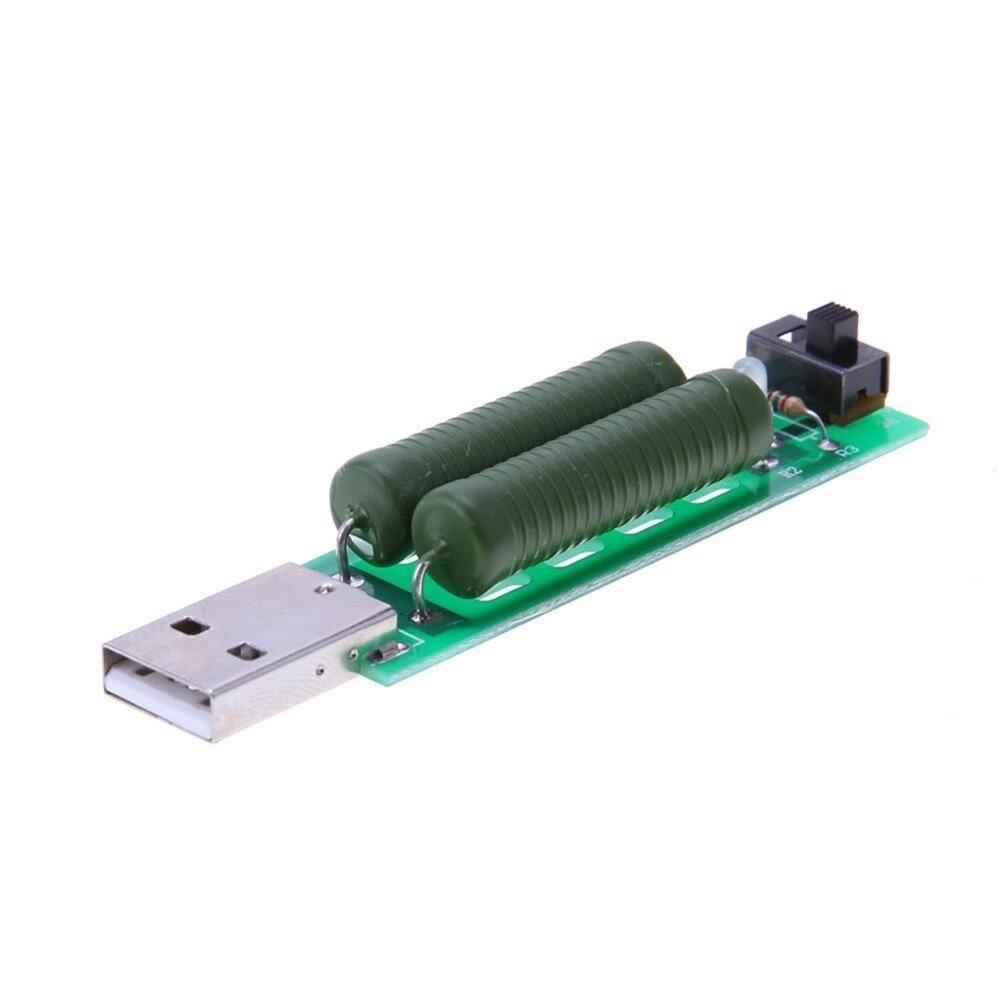 USB Discharge Load Resistance Mobile Power Testing Module - intl .