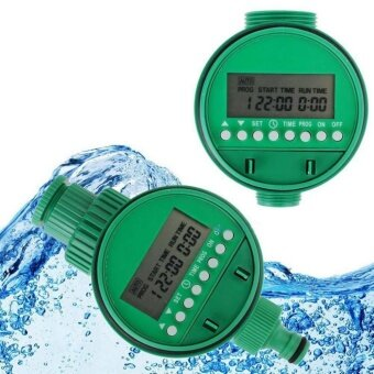 Ustore Home Water Timer Garden Irrigation Timer Controller Set Water Programs - Intl