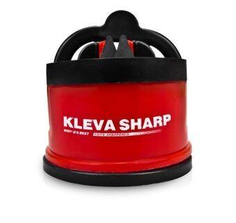 จัดโปรโมชั่น VAUKO : KLEVA SHARP ที่ลับมีด อุปกรณ์ลับของมีคม กรรไกร รุ่น KV-901(สีดำ/แดง)