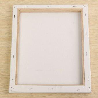 BolehDeals Wooden Montessori Material Mini Family Set KnoblessCylinders - intl - 3 ... Source ... White Blank Square Canvas Board Wooden Frame For Art ...