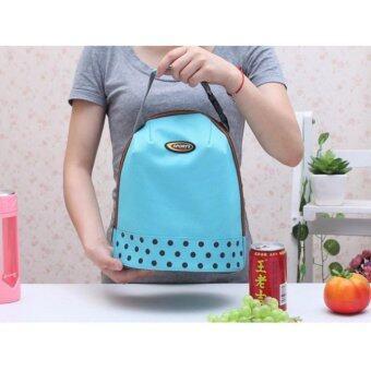 ประกาศขาย Y and L Support กระเป๋าเก็บอุณหภูมิ เก็บความร้อน-เย็นกระเป๋าใส่อาหาร (สีฟ้า) Bags/sports-90- blue