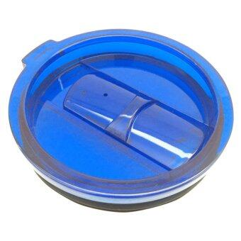 YingWei Plastic Splash Spill Proof Lid for RTIC YETI Rambler 20 OzTumbler Cup Replacement Blue